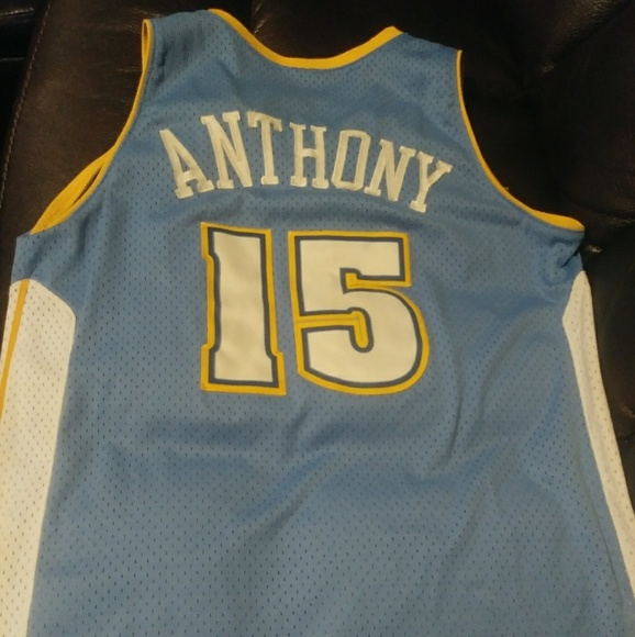 huge discount d4200 c881a Carmelo Anthony Denver Nuggets Jersey